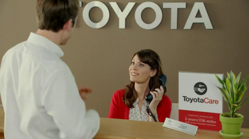 Toyota Care TV Spot, 'Intercom' - 952 commercial airings