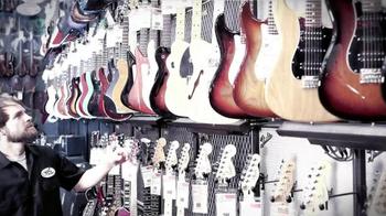 Guitar Center Memorial Day Weekend Sale TV Spot