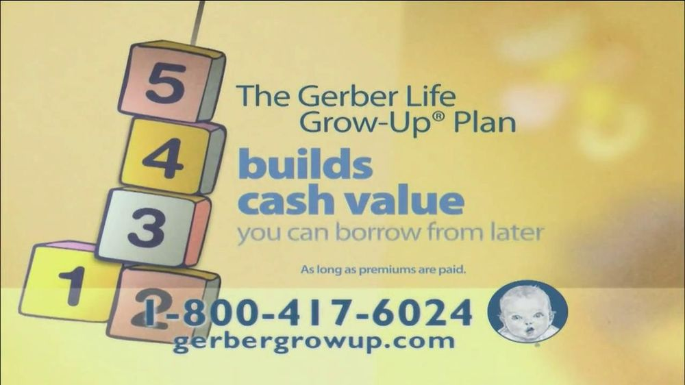 Gerber Life Insurance offers several types of life insurance coverage, the most well-known of which is the Gerber Grow-Up Plan. The problem is that when it comes to life insurance, and particularly life insurance for children, emotion tends to trump rational financial decision-making.