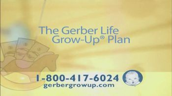 Gerber Life Grow Up Plan TV Spot, \'Parents & Grandparents\'