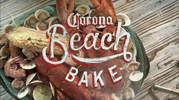 Joe's Crab Shack TV Spot, 'Corona Beach Bake'