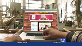 1&1 My Website TV Spot, 'Business Website'