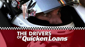 Quicken Loans TV Spot, 'Drivers' Featuring Helio Castroneves  - 499 commercial airings