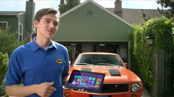 Best Buy Blue Shirt Beta Test TV Spot, 'Microsoft Surface RT' - Thumbnail 3
