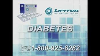 Davis & Crump, P.C. TV Spot, 'Lipitor' - Thumbnail 3