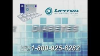 Davis & Crump, P.C. TV Spot, 'Lipitor' - Thumbnail 4