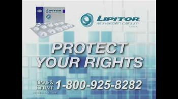 Davis & Crump, P.C. TV Spot, 'Lipitor' - Thumbnail 5