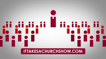 GSN TV Casting for It Takes a Church TV Spot