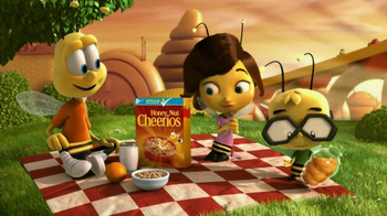 Honey Nut Cheerios TV Spot, 'Yellow Jacket' - Thumbnail 2