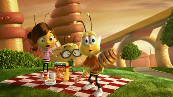 Honey Nut Cheerios TV Spot, 'Yellow Jacket' - Thumbnail 4