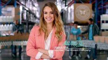 Legalzoom.com TV Spot, 'The Honest Company' Featuring Jessica Alba