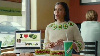 Subway Turkey and Bacon Avocado TV Spot, 'Avocado Love' - Thumbnail 4