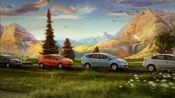 Toyota Prius Family TV Spot, 'Mile After Mile'