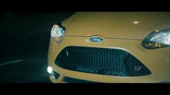 2014 Ford Focus ST TV Spot, 'Black or White' - Thumbnail 1