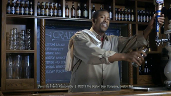 Samuel Adams Boston Lager TV Spot, 'Independence' - Thumbnail 5