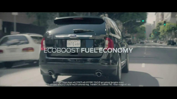 Ford TV Edge Spot, 'Police Protect or Serve' - Thumbnail 10