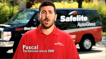 Safelite Auto Glass TV Spot, 'Pascal' - Thumbnail 1