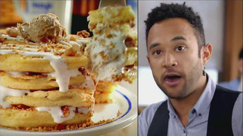 IHOP TV Spot, 'Crazy New Pancakes'