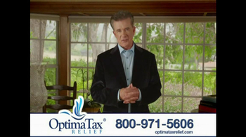 Optima Tax Relief TV Spot, 'IRS' Featuring Alan Thicke - Thumbnail 10
