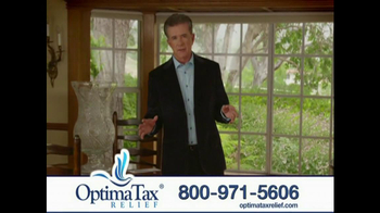 Optima Tax Relief TV Spot, 'IRS' Featuring Alan Thicke - Thumbnail 3