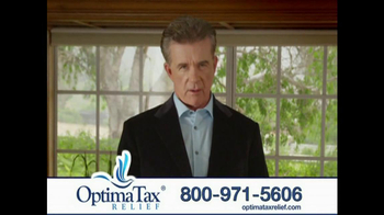 Optima Tax Relief TV Spot, 'IRS' Featuring Alan Thicke - Thumbnail 5