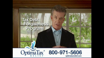 Optima Tax Relief TV Spot, 'IRS' Featuring Alan Thicke - Thumbnail 6