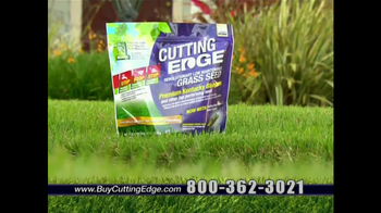 Cutting Edge Grass Seed TV Spot - Thumbnail 2