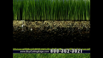 Cutting Edge Grass Seed TV Spot - Thumbnail 4