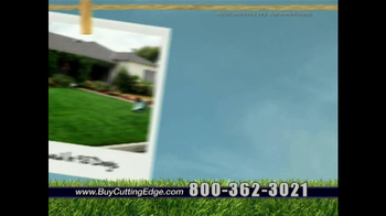 Cutting Edge Grass Seed TV Spot - Thumbnail 7