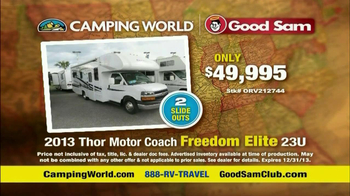 Camping World TV Spot, 'Next Adventure'