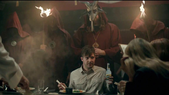Mike's Hard Lemonade TV Spot, 'Secret Cult Meeting' Featuring Coolio