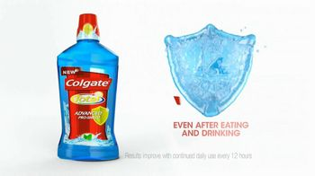 Colgate Total Adavanced Mouthwash TV Spot, 'Beach' Ft. Kelly Ripa - Thumbnail 10