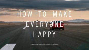 Dodge Dart TV Spot, 'How to Make Everyone Happy'