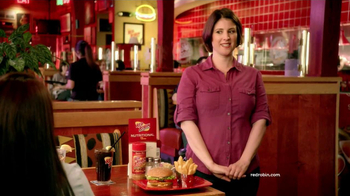 Red Robin Burgers TV Spot, 'Teenage Daughter' - Thumbnail 6