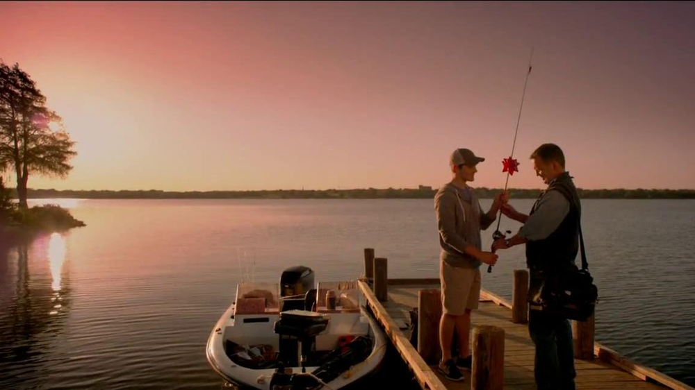 Cabela 39 s tv commercial 39 father 39 s day fishing sale 39 for Cabela s fishing nets