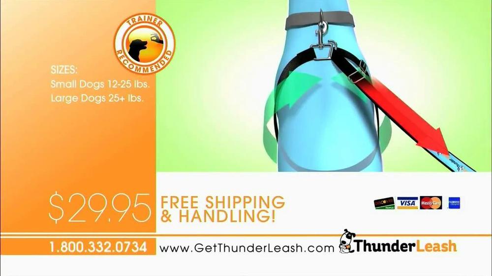 Thunder Leash Tv Commercial Leash Pulling Ispot Tv