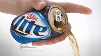 Miller Lite Punch Top Can TV Spot, 'Let it Flow' - Thumbnail 9