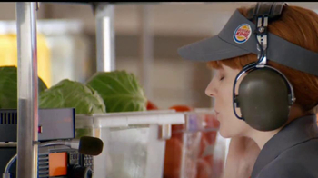 Burger King Chipotle Chicken Sandwich TV Spot, 'Aliens' - Thumbnail 1