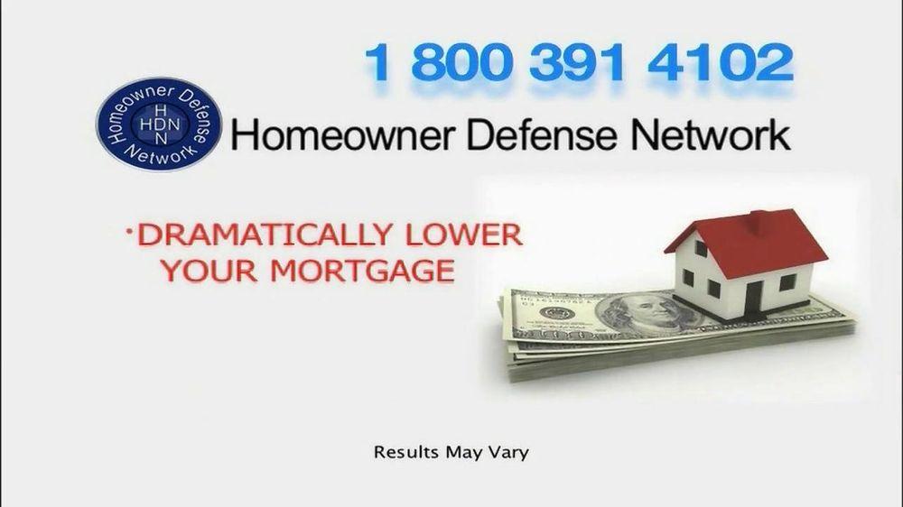 Homeowner Defense Network TV Commercials  iSpot.tv