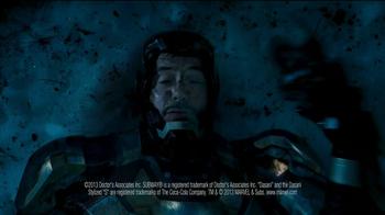 Subway TV Spot, 'Iron Man 3' Featuring Robert Downey, Jr.
