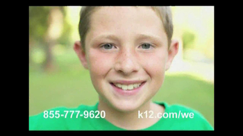 K12 TV Spot, 'An Introduction to Online Schools' - Thumbnail 1