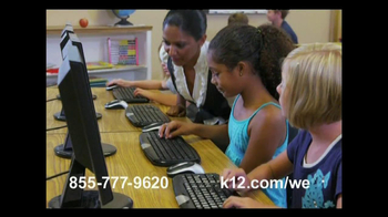 K12 TV Spot, 'An Introduction to Online Schools'