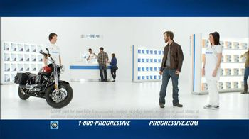 Progressive TV Spot, 'Motorcycle Heaven' - Thumbnail 5