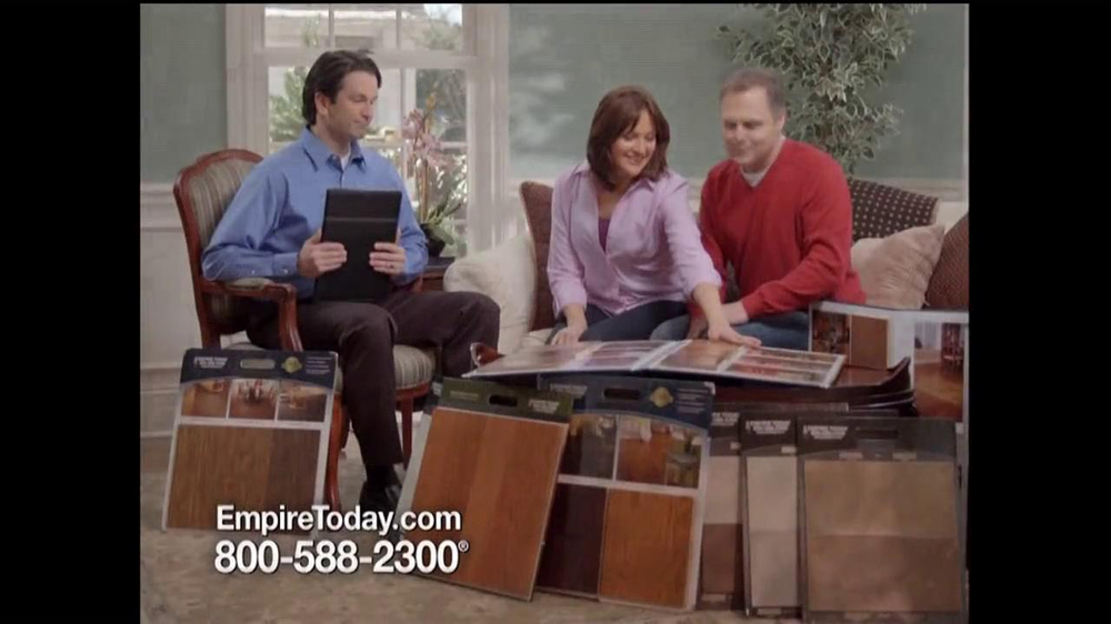 Empire Today Tv Commercial 99 Room Sale Any Room