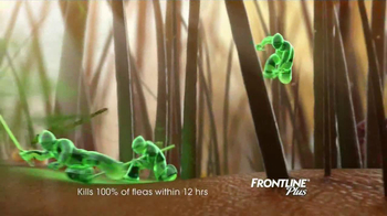 Frontline TV Spot, \'Ninja Flea Killer\'