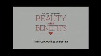 QVC TV Spot, 'Beauty with Benefits' Featuring Regina King - Thumbnail 4