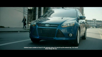 2013 Ford Focus TV Spot, 'Sweet or Sour' - Thumbnail 8