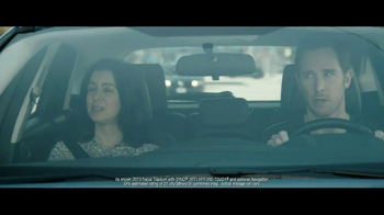 2013 Ford Focus TV Spot, 'Sweet or Sour' - Thumbnail 5