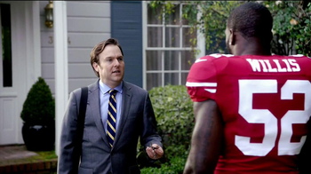 VISA Signature TV Spot, 'Strength Training' Featuring Patrick Willis