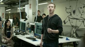 Facebook Home TV Spot, 'Launch Day' Featuring Mark Zuckerberg
